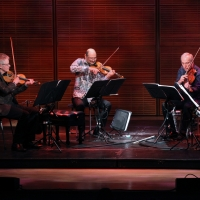 Kronos Quartet Returns To Zankel Hall With An Evening Of Contemporary Music Photo
