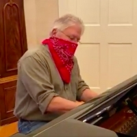 VIDEO: Alan Menken Creates a 'Bandana Cover' of 'America the Beautiful' to Support th Photo