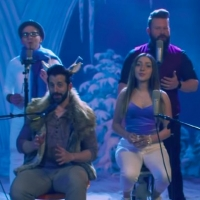 VIDEO: A Cappella Group VoicePlay, and Adriana Arellano, Perform a FROZEN 2 Medley Photo