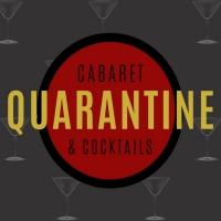 Lee Lessack & Robert Bannon Present QUARANTINE CABARET AND COCKTAILS Featuring Diana  Photo