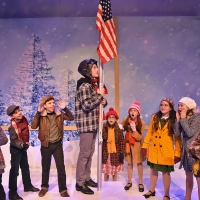 BWW Review: A CHRISTMAS STORY: THE MUSICAL Gets You in the Christmas Spirit at Beef & Boards