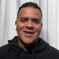 VIDEO: Christopher Jackson Performs 'The Times They Are a-Changin' at The Creative Co Photo
