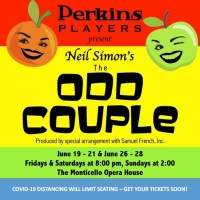 Monticello Opera House Will Re-Open With All-Female THE ODD COUPLE Photo