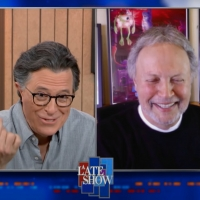 VIDEO: Billy Crystal Takes The Colbert Questionert Photo