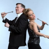 Tony Braithwaite and Jennifer Childs Create and Star In An All-New Comedy Cabaret at  Photo