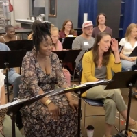 VIDEO: Sara Bareilles and the Cast of WAITRESS Perform 'Opening Up' in Rehearsal Video