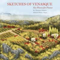 Thomas Cabaniss' SKETCHES OF VENASQUE Released Photo