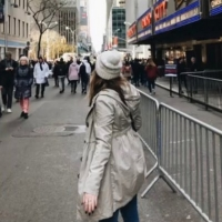 BWW Blog: NYC - 3 Bucks, Lots of Bags, 1 Me! Photo