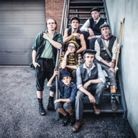 On Pitch Performing Arts Opens NEWSIES Photo