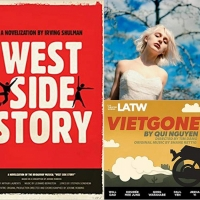New and Upcoming Releases For the Week of August 3 - WEST SIDE STORY Novel, Music Fro Photo
