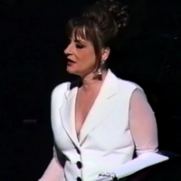 VIDEO: Patti LuPone Sings 'Bewitched, Bothered and Bewildered' From PAL JOEY in #Enco Photo