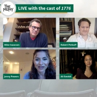 VIDEO: Ali Ewoldt, Robert Petkoff & The Cast of The Muny's 1776 Reunite Photo