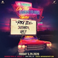 Disco Donnie Presents NO PARKING ON THE DANCE FLOOR - A Drive In Dance Music Experience