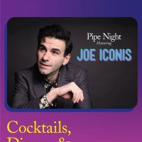 The Players Presents A Pipe Night Honoring Joe Iconis On Monday