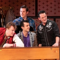 BWW Review: MILLION DOLLAR QUARTET at The John W. Engeman Theatre