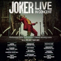 JOKER - LIVE IN CONCERT Embarks on UK and Ireland Tour From 26 September Photo