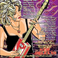 The Samantha Fish Cigar Box Guitar Festival Sets 2020 Dates in New Orleans Photo