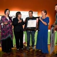 Entregan Premio Bellas Artes De Ensayo Literario José Revueltas 2019 Al Escritor Adán Photo