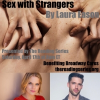 Amy Spanger Leads SEX WITH STRANGERS BC/EFA Benefit Reading Photo