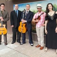 The Hot Club Of Philadelphia Joins Bucks County Playhouse Concert Series Photo