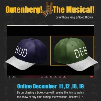 Greenbelt Arts Center Presents GUTENBERG! THE MUSICAL Photo