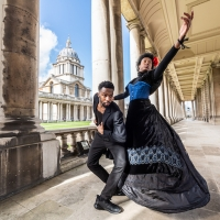 Guest Blog: Choreographer Jeanefer Jean-Charles On BLACK VICTORIANS Photo