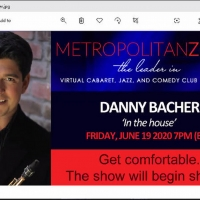 BWW Review: Danny Bacher IN THE HOUSE On MetropolitanZoom Is In The Pocket Photo