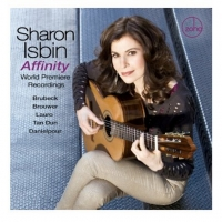 Sharon Isbin Will Release Two New Recordings