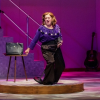 BWW Review: LOOPED Brings Legendary Diva Tallulah Bankhead to Electric Life at Garden Photo