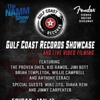 Gulf Coast Records Present Showcase & Live Video Filming on Jan. 17 Photo