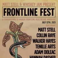 Matt Stell & Whiskey Jam Present Frontline Fest Photo