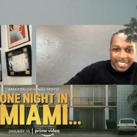 VIDEO: Leslie Odom Jr. Talks Taking on Sam Cooke in ONE NIGHT IN MIAMI Photo