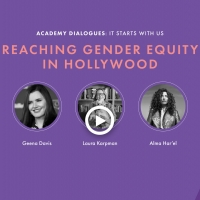ACADEMY DIALOGUES Series Continues With Conversation on Gender Equality Photo