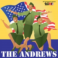 Madcap Musical THE ANDREWS BROTHERS Announced At International City Theatre Photo