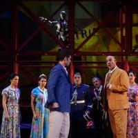 STAGE TUBE: Tráiler de LOS GAVILANES en el Teatro de la Zarzuela Photo
