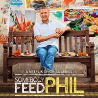 BWW Interview: SOMEBODY FEED PHIL Creator Phil Rosenthal Shines a Bright Light on a D Photo