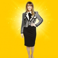 Chelsea Halfpenny Talks 9 TO 5 at the Savoy Theatre