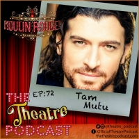 Podcast Exclusive: The Theatre Podcast With Alan Seales Chats with Tam Mutu of MOULIN Photo