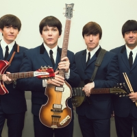 THE MERSEY BEATLES - FOUR LADS FROM LIVERPOOL Come to Mizner Park