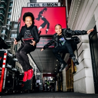 MJ THE MUSICAL Casts Walter Russell III and Christian Wilson as 'Little Michael' Photo