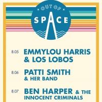 Out of Space Festival Announces 2021 Features Emmylou Harris, Los Lobos, Patti Smith Photo
