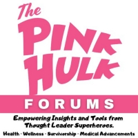 Valerie David Presents The Pink Hulk Forums: Thought Leader Discussions and Resource Photo