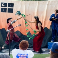 Traveling Players Performs Family-Friendly Play THE BLUE MONSTER Next Week Photo
