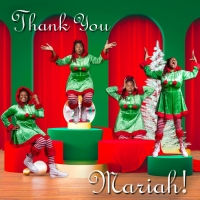 Kaleena Zanders Takes on the Christmas Queen in 'Thank You Mariah' Photo
