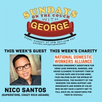 George Salazar to Welcome Nico Santos as a Guest on SUNDAYS ON THE COUCH WITH GEORGE Photo