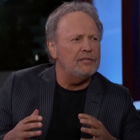 VIDEO: Billy Crystal Shares His Thoughts About the Hostless Oscars on Jimmy Kimmel Li Photo