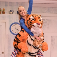 THE TIGER WHO CAME TO TEA Returns To The West End For Christmas At Theatre Royal Haym Photo