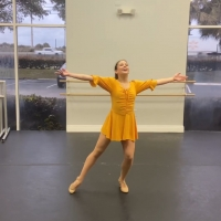 Get to Know the Students of Next on Stage: Bella Denton Shares a Moving Story from a  Photo