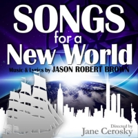 Little Theatre Of Manchester To Present SONGS FOR A NEW WORLD Photo