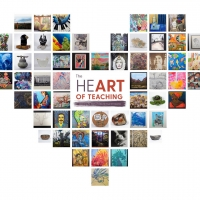The HEART OF TEACHING Gallery Exhibition Opens September 25 at Music Hall At Fair Park Photo